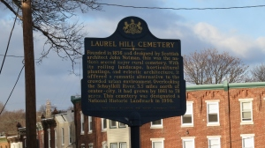 Laurel Hill Sign (2)