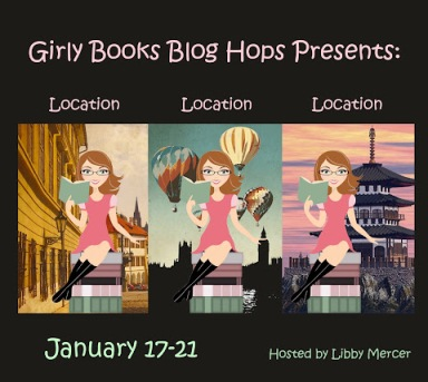 Girly Book Blog Hop Button