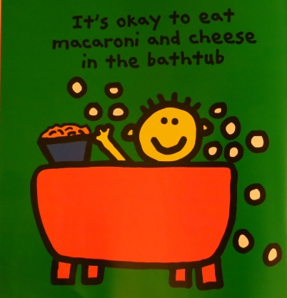 Todd Parr_Its Okay To Be Different Page