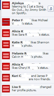Facebook Snapshot