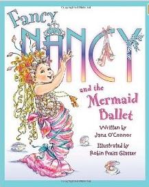 Fancy Nancy by Jane O Connor (2)