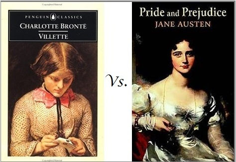 Bronte vs Austen
