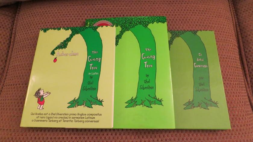Three Giving Trees