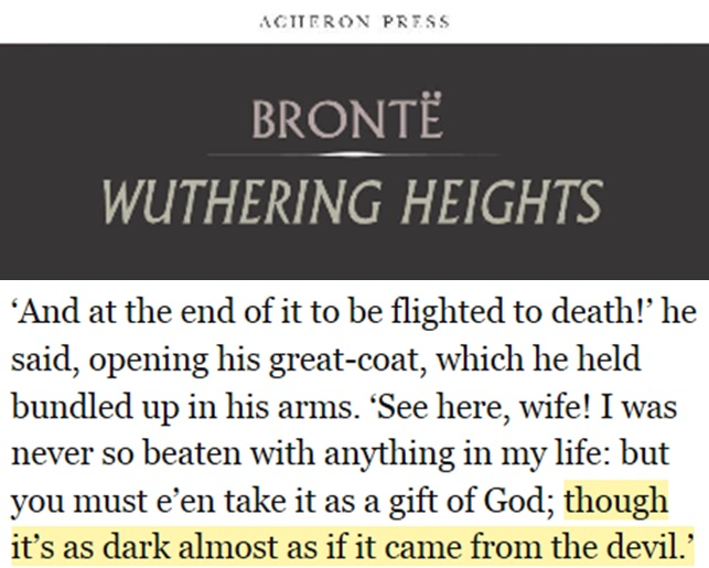 wuthering heights essay conclusion Wuthering heights by emily bronte - wuthering heights, written by emily bronte, has 323 pages the genre of wuthering heights is realistic fiction, and it is a romantic novel.