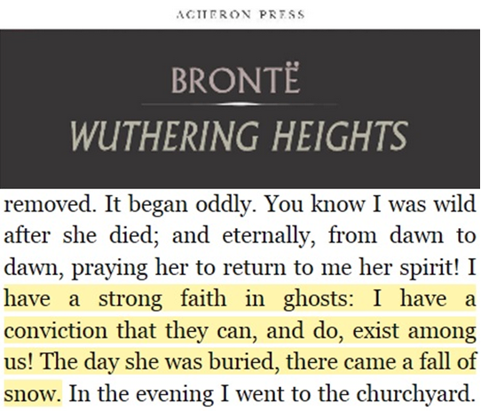 wuthering heights nelly essay The dreams in wuthering heights the essay argues that brontë's the primitive formation of signifiers that will plot the passions and actions of nelly's.
