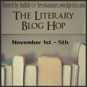 Literary Blog Hop Nov 2014