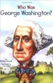 Who Was George Washington Cover