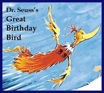 Great Birthday Bird