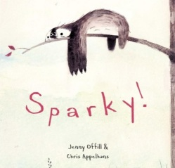 cover of sparky!