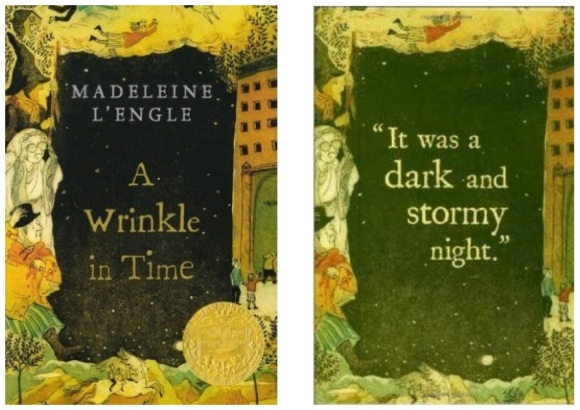 A Wrinkle in Time Cover Quintet