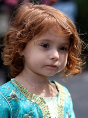 South Asian American Redheads