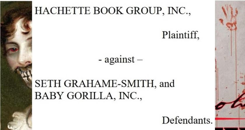 Zombified Hachette Complaint Caption