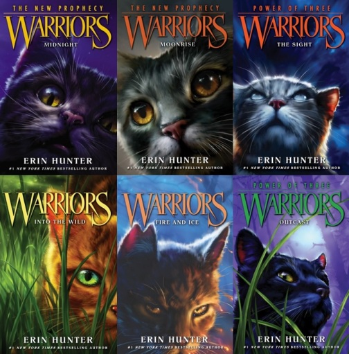 "Warriors Book Series Review: These Cats Are ""Srs Bznz"""